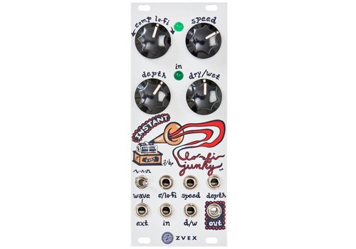 Zvex Modular Instant Lo-Fi Junky