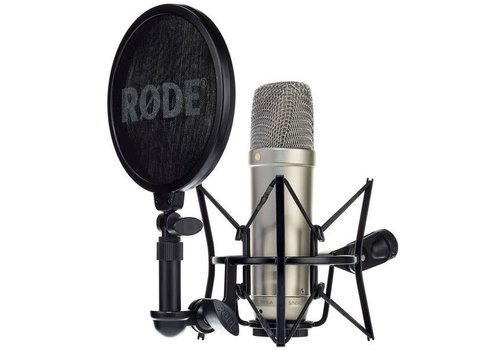 Rode NT1-A Complete Vocal Recording Solution