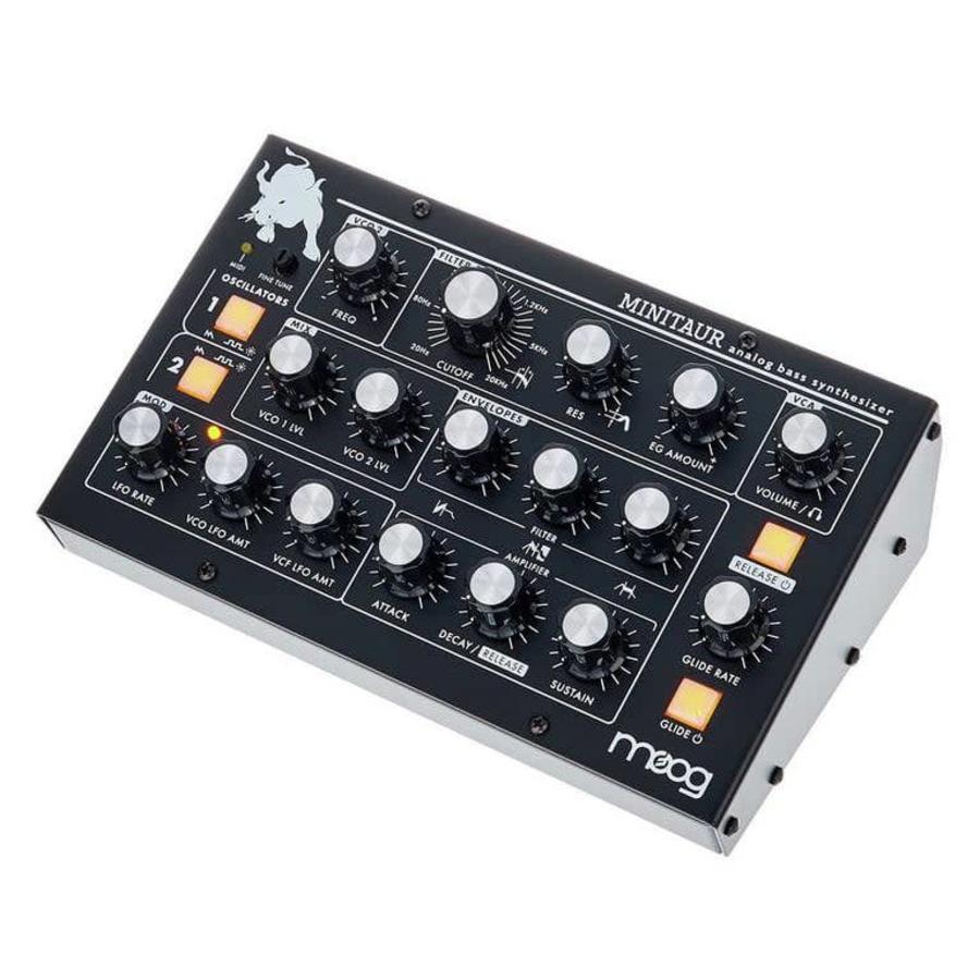Moog Music Minitaur Analog Bass Synth