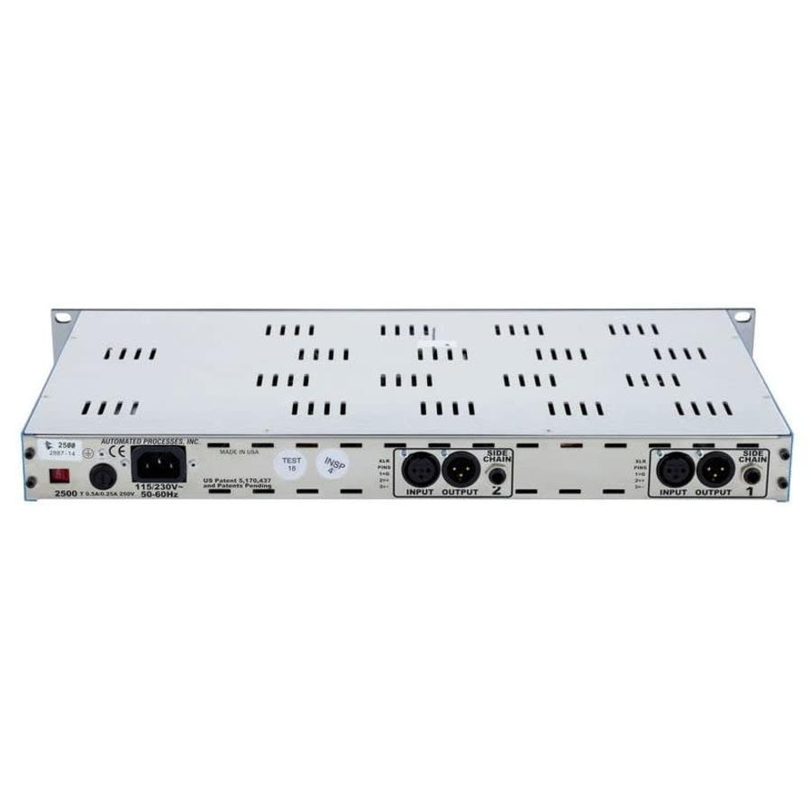 API Audio 2500 Bus Compressor