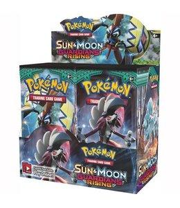 Pokemon Sun & Moon Guardians Rising Booster