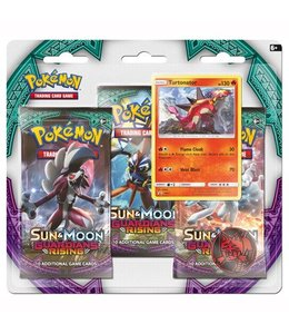 Pokemon Sun & Moon Guardians Rising 3 Booster Blister