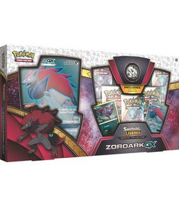 Pokemon Shining Legends Zoroark GX Collection