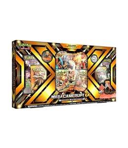 Pokemon Mega Camerupt premium collection