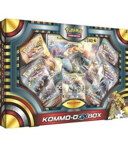 Pokemon Kommo-O GX-Box