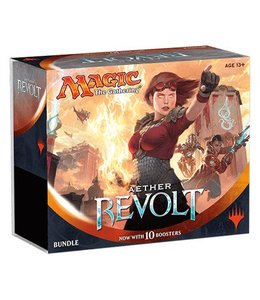 Magic the Gathering Aether Revolt Bundle