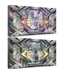 Pokemon Espeon GX/Umbreon GX Premium Coll