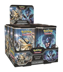 Pokemon Deck Shield Tins