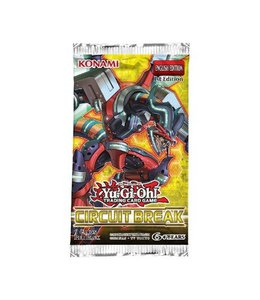 Yu-Gi-Oh! Circuit Break Booster