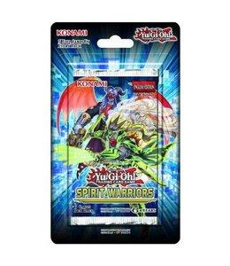 Yu-Gi-Oh! Spirit Warriors Booster Blister