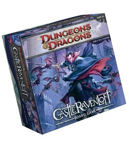 Wizards of the Coast Dungeons & Dragons Castle Ravenloft Boardgame