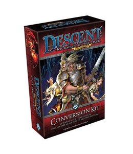 Fantasy Flight Games Descent Journeys In The Dark 2nd ed. Conv. Kit