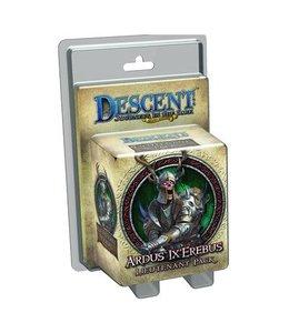 Fantasy Flight Games Descent Journeys in the Dark Ardus Ix-Erebus Lieutenant Pack