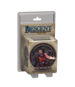 Fantasy Flight Games Descent Journeys in the Dark Zachareth Lieutenant Pack