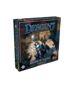 Fantasy Flight Games Descent Journeys in the Dark Manor of Ravens Expansion