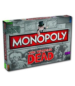 Winning Moves Monopoly The Walking Dead