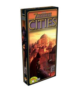 Repos Production 7 Wonders Cities Expansion