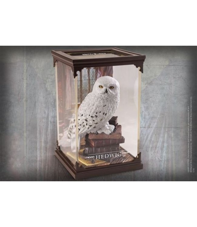 Noble Collection Magical Creatures Hedwig