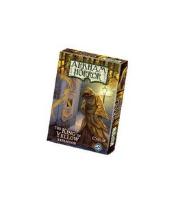 Fantasy Flight Games Arkham Horror Expansion The King In Yellow