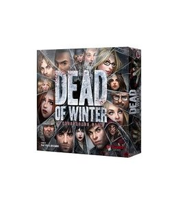 Plaid Hat Games Dead of Winter A Crossroads Game