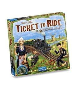 Days of Wonder Ticket to Ride - Nederland