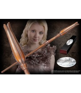 Noble Collection Luna Lovegood Character Wand