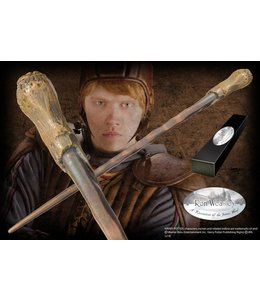 Noble Collection Ron Weasley Character Wand