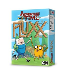 Looney Labs Adventure Time Fluxx