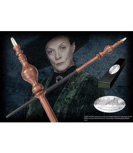Noble Collection Professor Minerva McGonagall Character Wand