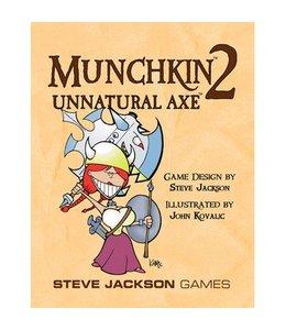Steve Jackson Games Munchkin 2 - Unnatural Axe