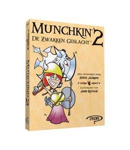 Enigma Munchkin 2 NL - De Zwakken Geslacht