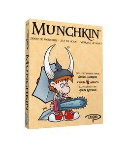 Enigma Munchkin NL - Basisspel