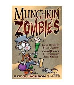 Steve Jackson Games Munchkin Zombies