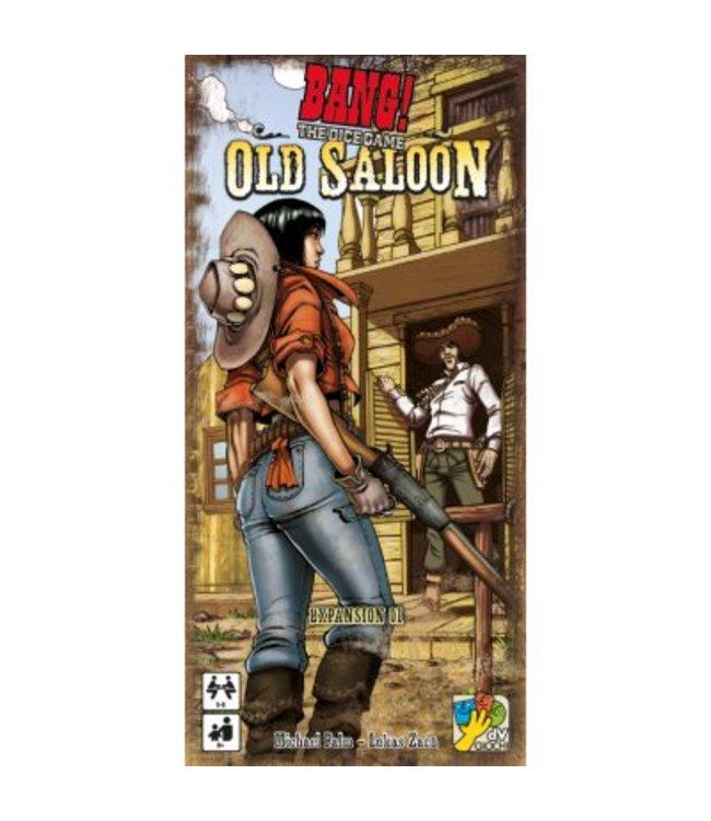 daVinci Editrice Bang The Dice Game Old Saloon