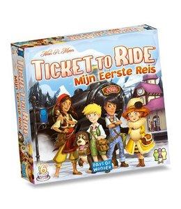 Days of Wonder Ticket to Ride Mijn Eerste Reis - NL