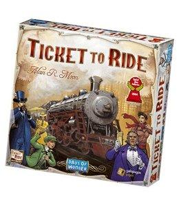 Days of Wonder Ticket to Ride USA - NL