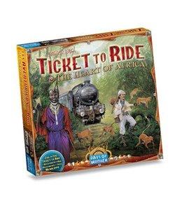 Days of Wonder Ticket to Ride  Africa