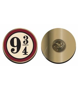 GYE Harry Potter Badge Platform 9 3/4