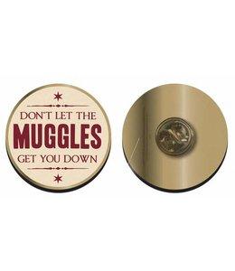 GYE Harry Potter Badge Muggles