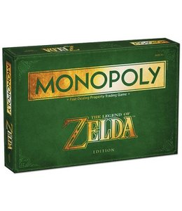 Winning Moves Monopoly The Legend of Zelda