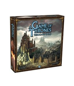 Fantasy Flight Games Game of Thrones Board Game Second Edition ENG
