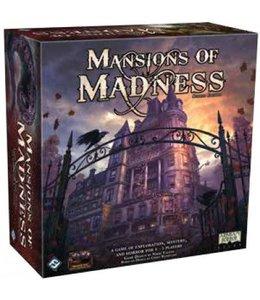 Fantasy Flight Games Mansions of Madness Second Edition