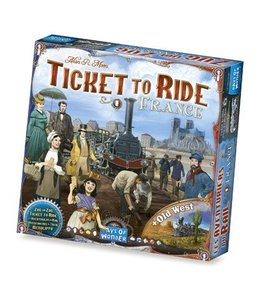 Days of Wonder Ticket to Ride - France/Old West
