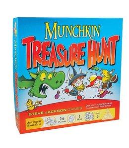 Steve Jackson Games Munchkin Treasure Hunt