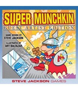 Steve Jackson Games Super Munchkin Guest Artist Edition