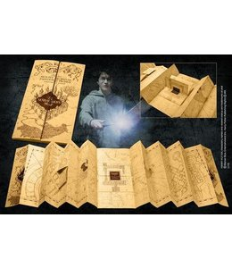 Noble Collection Harry Potter Marauders Map