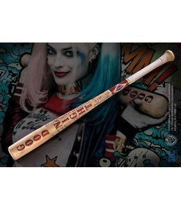 Noble Collection Harley Quinn Baseball Bat