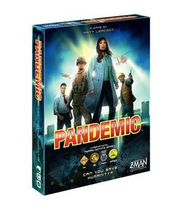 Z-Man Games Pandemic - 2nd Edition ENG