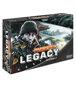 Z-Man Games Pandemic Legacy Seizoen 2 Black NL