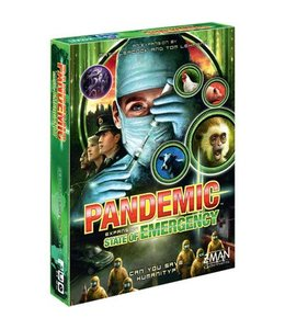 Z-Man Games Pandemic State of Emergency